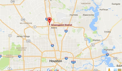houston greenspoint district